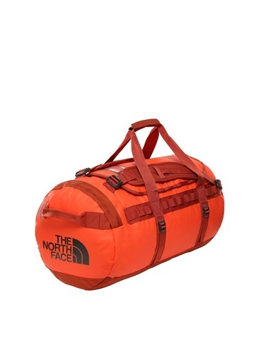 The North Face The North Face Base Camp Duffel - M Nf0A3Etpfj51 Oranj